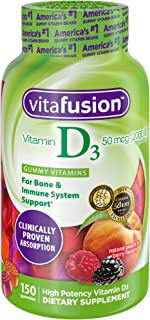 muscle vitamins by Vitafusion