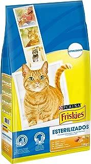Purina Friskies Esterilizados Pienso para Gato Adulto Pavo y