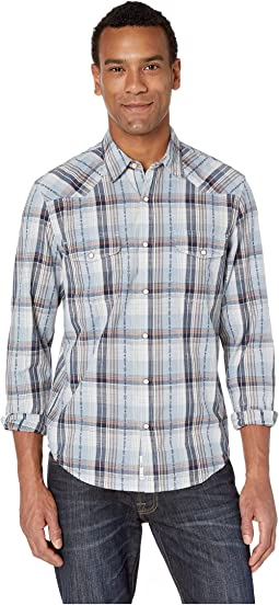 Long Sleeve Santa Fe Western Shirt