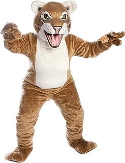 TCDesignerProducts Bobcat Mascot Costume