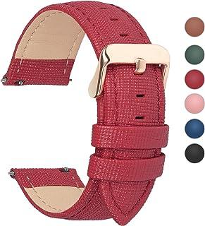 moins cher 679d4 6db26 Amazon.fr : bracelet montre fossil - Rouge