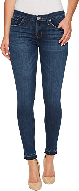 Hudson Krista Crop Super Skinny w/ Released Hem in Dream On