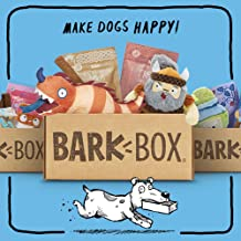 BarkBox Monthly Subscription Box | Dog Chew Toys, All Natural Dog Treats, Dental Chews, Dog Supplies Themed Monthly Box | ...