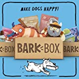BarkBox Monthly Subscription Box | Dog Chew Toys, All Natural Dog Treats, Dental Chews, Dog Supplies Themed Monthly Box | Small Dogs (0-20lb)