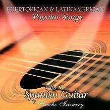 Puertorican & Latin American Popular Songs