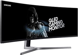 Samsung Electronics LC49HG90DMNXZA CHG90 Series Curved 49-Inch Gaming Monitor (Renewed)