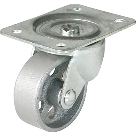 Top Brand 1NWK1 Swivel Plate Castr Polyrthan 4 in 700 lb
