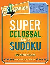 Go! Games Super Colossal Book Of Sudoku
