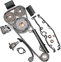 NEW TK10080 Timing Chain Kit for Nissan 1.6L DOHC 16-Valve Engine GA16DE 91-99 Sentra / 95-98 200SX / 91-93 NX1600