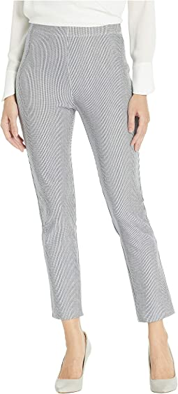Cropped Pinstripe Piper Pants