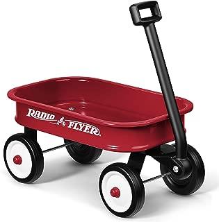 Radio Flyer Little Red Toy Wagon (Renewed)