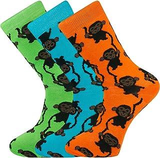 Diseño de mono de calcetines de tobillo hecho del algodón peinado más fino