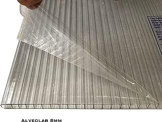 LEXAN® - Placas de Policarbonato Alveolar Celular - 8mm -
