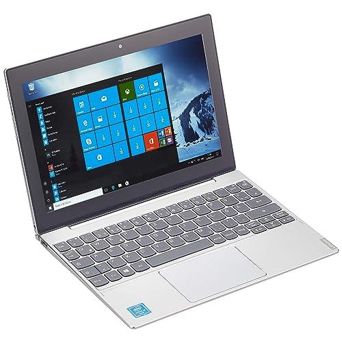 Lenovo Miix 320 25,7 cm (10,1 Zoll Full HD IPS Touch) 2in1 Tablet (Intel Atom Z8350, 4  GB RAM, 64 GB eMMC, Wi-Fi, Windows 10 Home) silber inkl. Microsoft Office 365