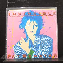 Invincible From the Legend of Billie Jean (Single)