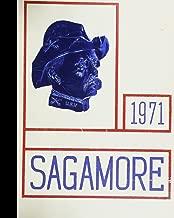 (Reprint) 1971 Yearbook: Theodore Roosevelt High School , San Antonio, Texas