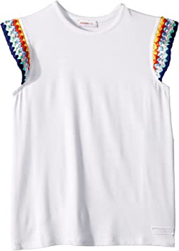Missoni Kids - Jersey T-Shirt (Big Kids)