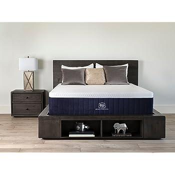 Amazon Com Brooklyn Aurora 13 Luxury Cooling Gel Hybrid Mattress