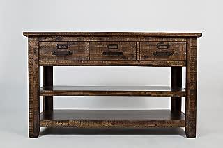 Jofran: , Cannon Valley, Sofa/Media Table, 50