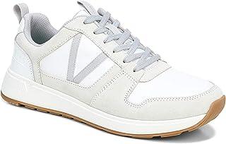 حذاء رياضي نسائي كاجوال من Vionic Women's Curran Rechelle برباط مع دعم قوس تقويمي مخفي