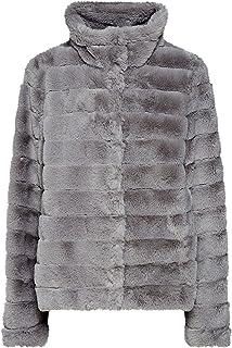 Vila Damen Viuganda Zip JacketTb Jacke: : Bekleidung