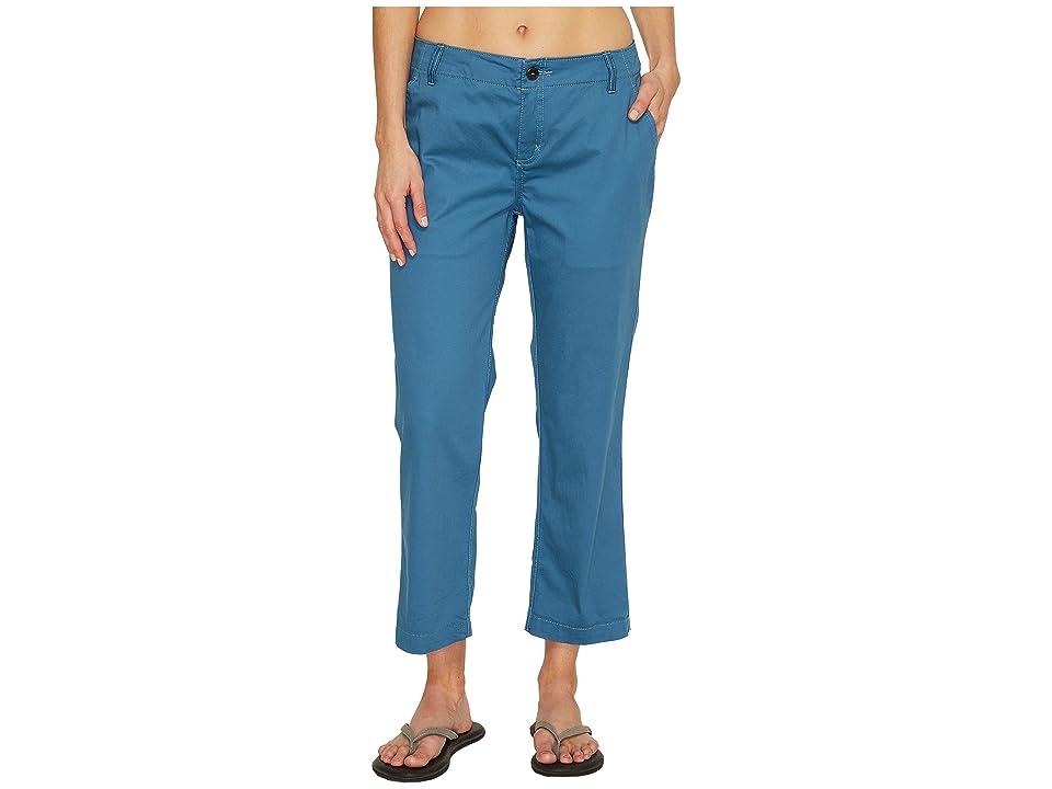 Royal Robbins Ventura Capri Pants (Wave) Women