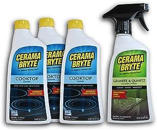 Cerama Bryte Glass Ceramic Cooktop Cleaner