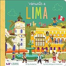 Vámonos: Lima (Lil' Libros) (English and Spanish Edition) PDF