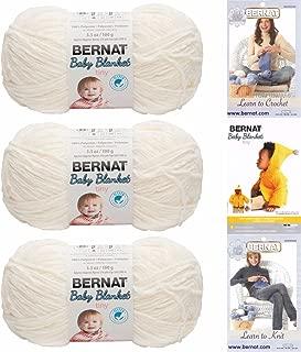 Best bernat baby blanket yarn tiny Reviews
