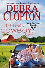 Her Texas Cowboy: Cliff (New Horizon Ranch: Mule Hollow Book 1) Kindle Edition