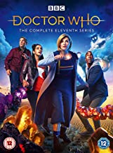 Doctor Who Series 11 [Edizione: Regno Unito] [Italia] [DVD]