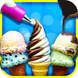 Ice Cream Maker - cooking game & snacks cookie coffee chocolate inside