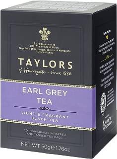 Taylors of Harrogate Earl Grey, 20 Teabags