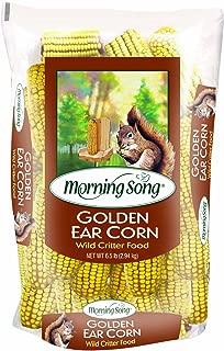 Morning Song 11412 Golden Ear Corn Wildlife Food,  6.5-Pound
