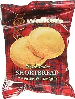 Walkers Shortbread Highlanders, 2 Count (Pack of 18)