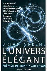 L'Univers élégant (Hors collection) (French Edition) Kindle Edition