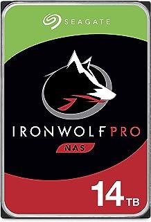 Seagate IronWolf, 14 TB, NAS, Disco duro interno, HDD, CMR 3,5