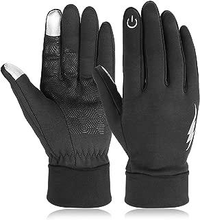 Winter Gloves, HiCool Touchscreen Gloves Men Women Running Driving Gloves Thermal Gloves