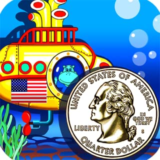 Amazing Coin(USD): Educational Money learning & counting games for kids