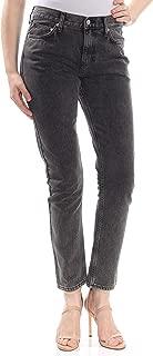 Calvin Klein Jeans Women's Mid-Rise Slim-Leg Jeans