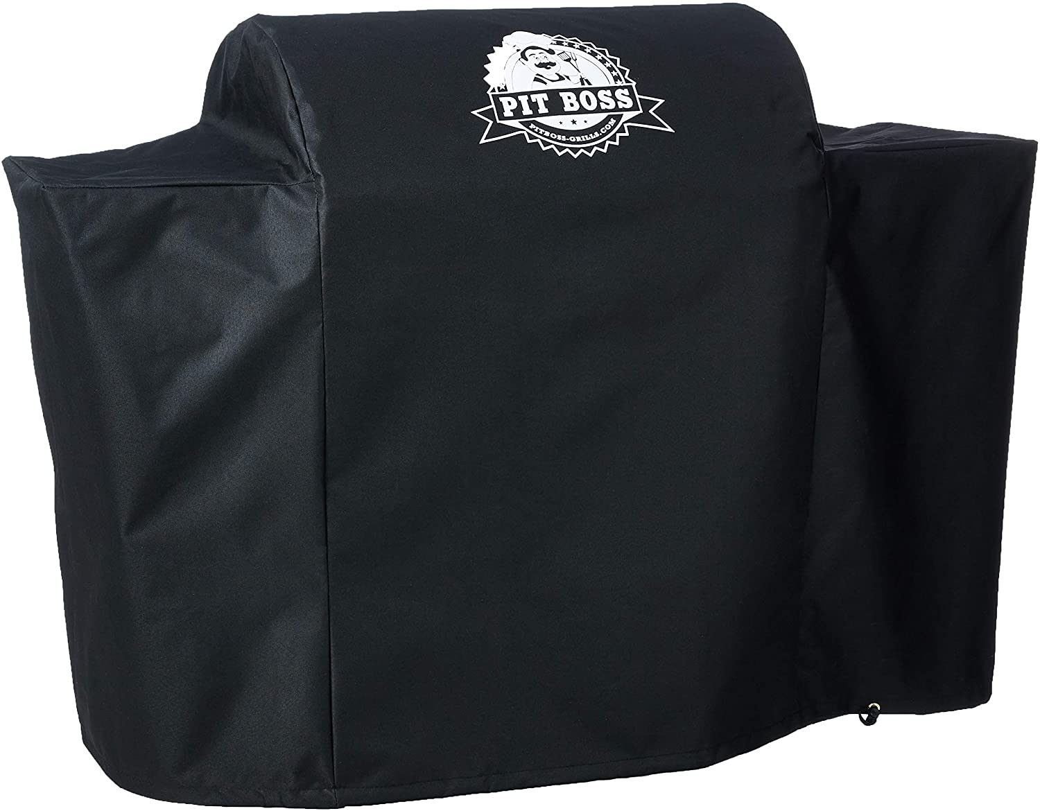 PIT BOSS 73440 Free shipping anywhere in the nation Deluxe Black Wood Pellet Ranking TOP20 Grills