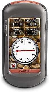 Garmin Oregon 450 Handheld GPS Navigator