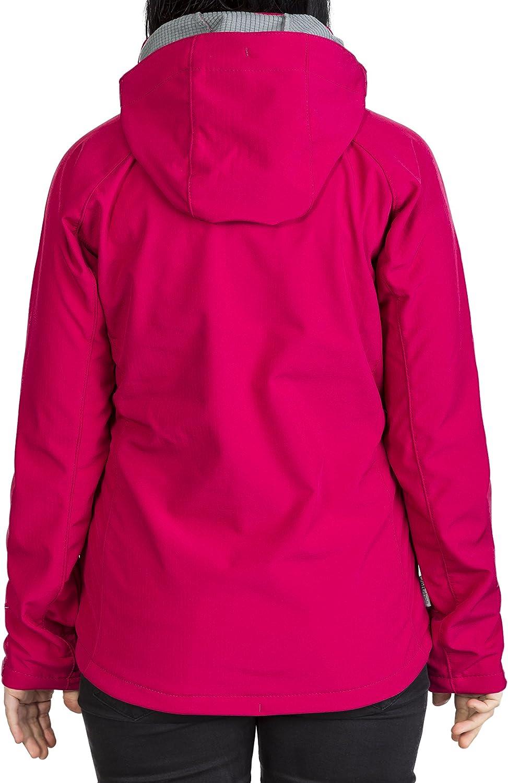 Trespass Womens Bela Softshell Jacket with Hood
