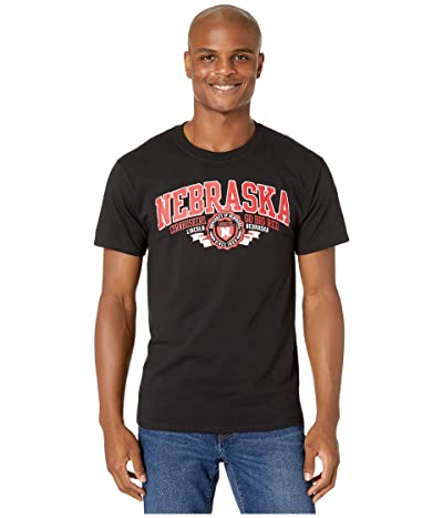 Champion College Nebraska Cornhuskers Jersey Tee (Black) Men