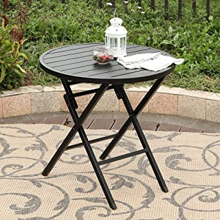 Best tall folding bistro table Reviews
