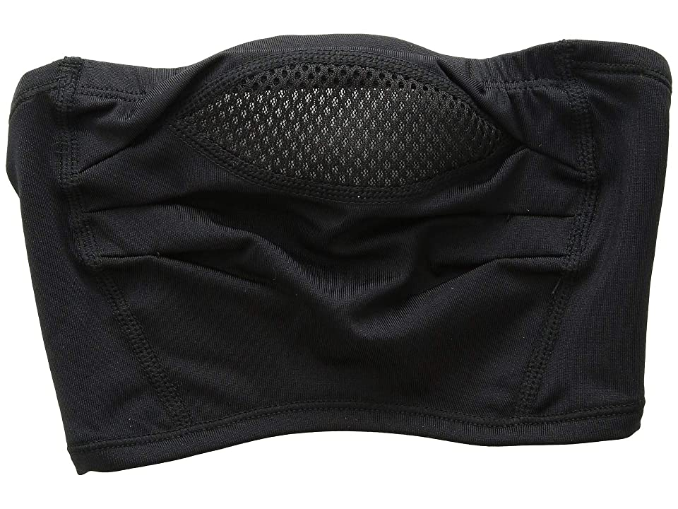 Hot Chillys Micro Elite Chamois Half Mask (Black) Cold Weather Hats