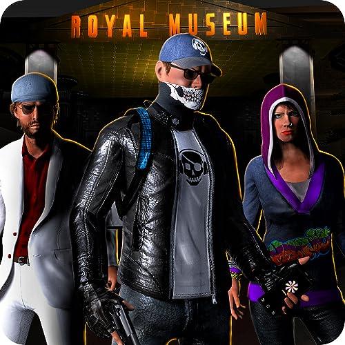 Vegas Criminal Mind City Gangster Schießen Simulator Spiel 3D: Cops gegen Räuber Miami Grand Theft Auto Escape Survival Abenteuer Mission 2018