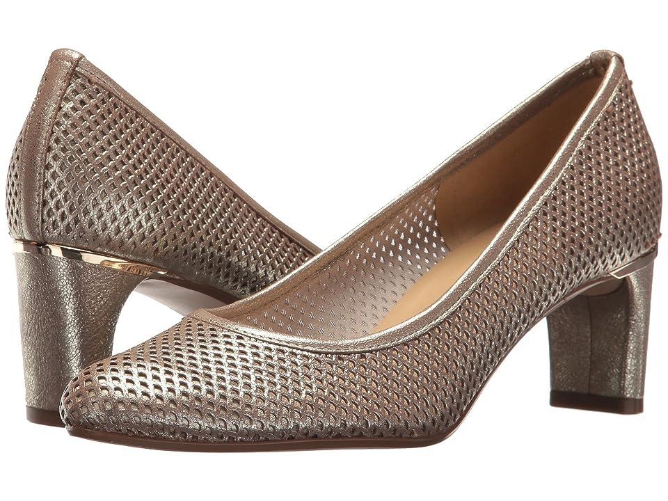 Vaneli Dawne (Platino Grid) High Heels