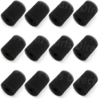 Discount Parts Direct 12 Pack MiMoo Sweep Hose Tail Scrubbers Replacement for Polaris Pool Cleaner, Fits Polaris 180 280 360 380, 3900 Sweep Pool Cleaner
