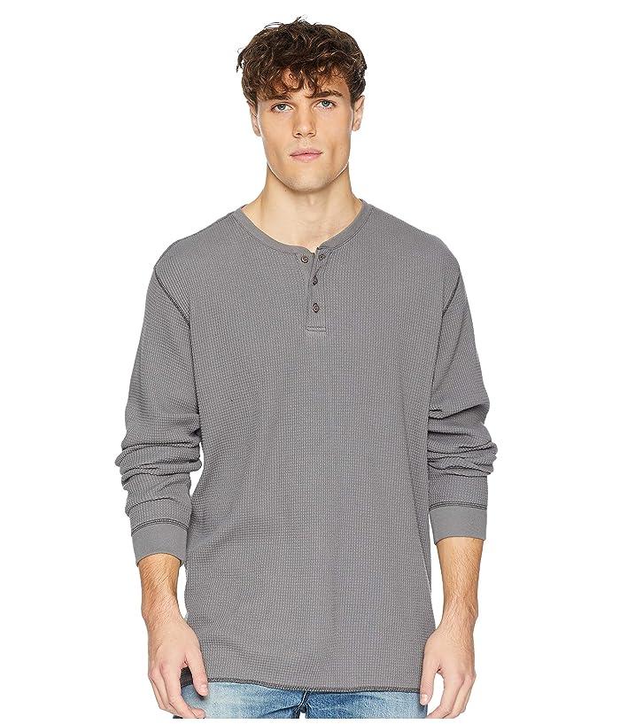 Burton Mens Duntime Waffle Long Sleeve T-Shirt